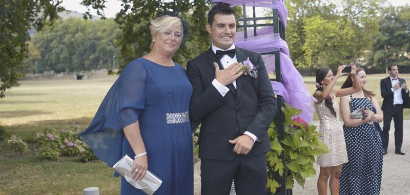 boda en Casona de las Fraguas