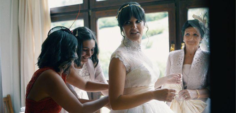 Video de boda en Potes