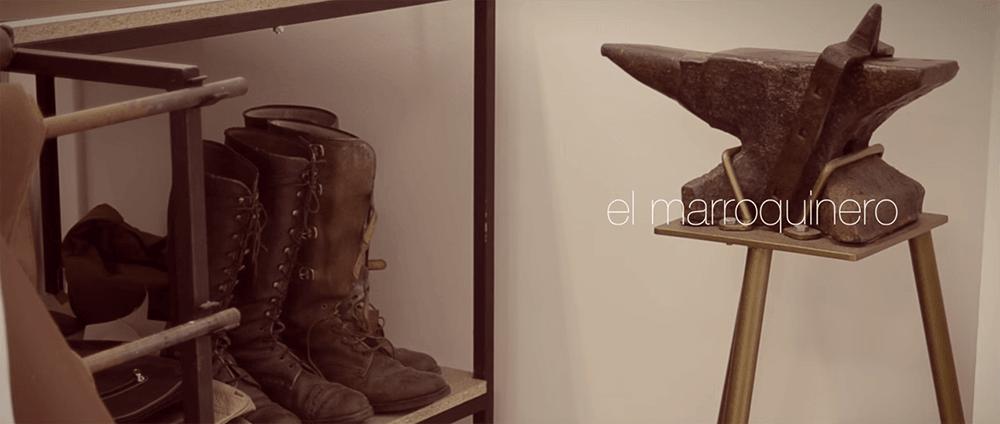 """Cómo se hace un bolso de piel – Miguel """"el marroquinero"""""""
