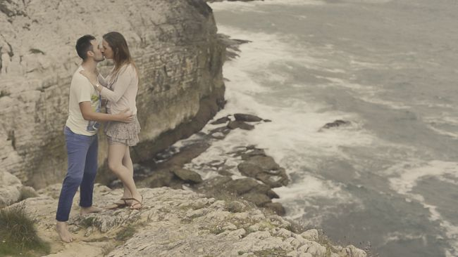 Video de preboda en Santander
