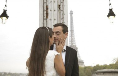 Video de postboda en París – Marta & Gari