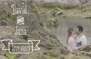 Video de preboda en Santander – Jana & David