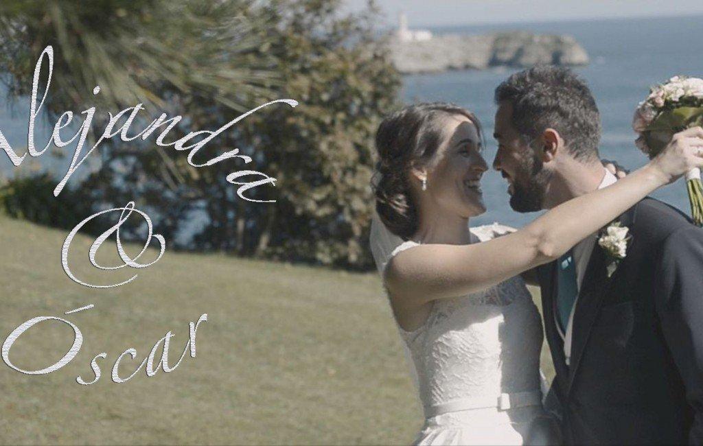 Video de boda en Santander – Alejandra & Oscar