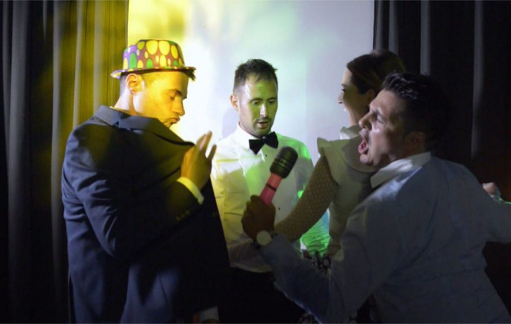 Videobooth en Cenador de Amós