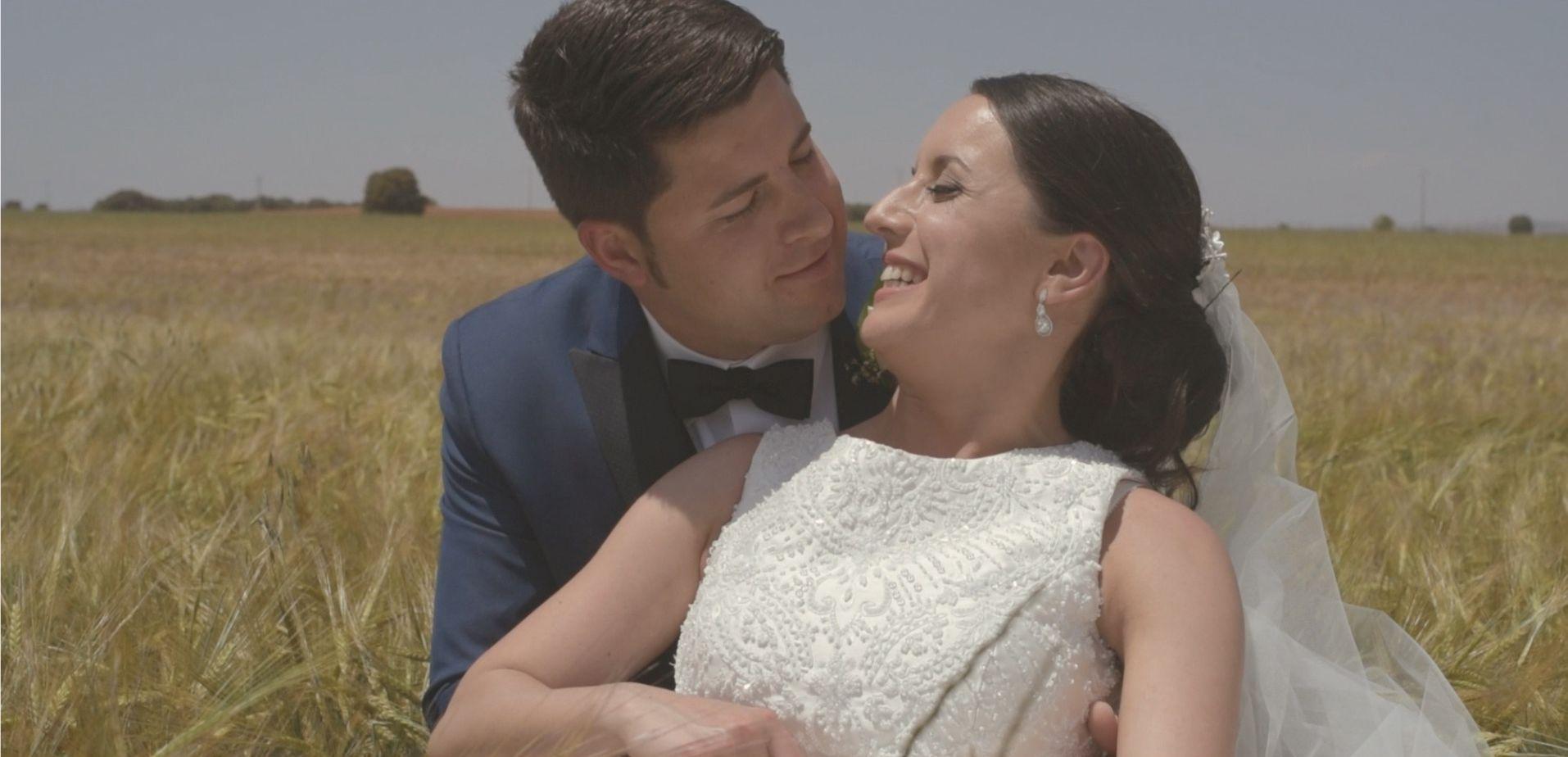 Video de boda en Tomelloso