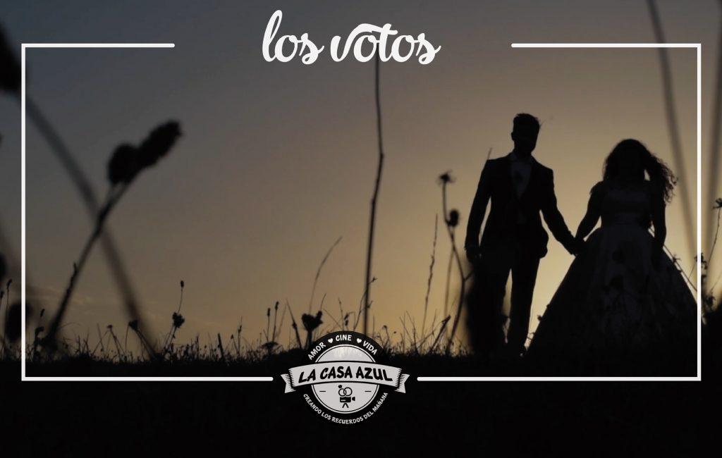 Los votos ı Video de boda en Cenador de Amós