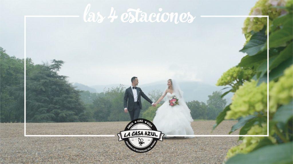 Las 4 estaciones ı Video de boda en Casona de Las Fraguas