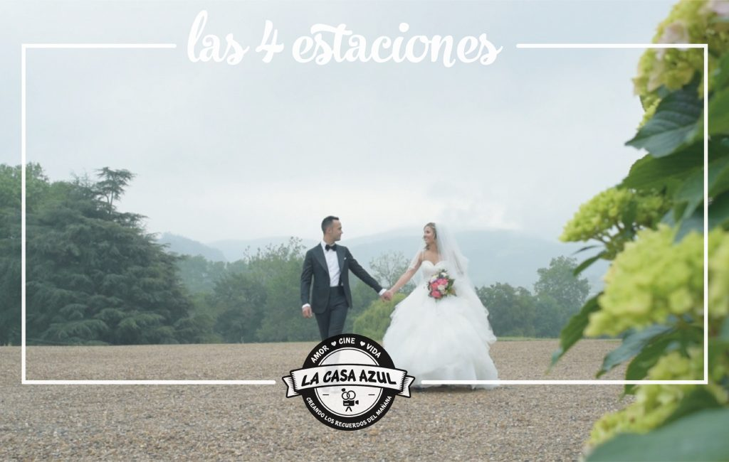 Las 4 estaciones ı Video de boda en Casona de Las Fraguas