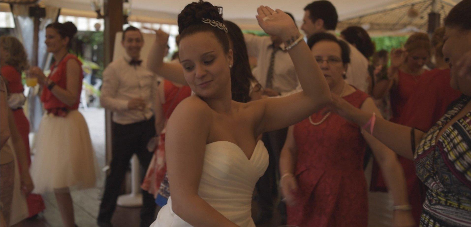 video de boda hostería de castañeda