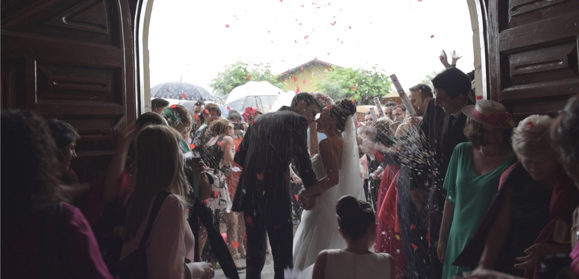 video de boda hostería de castañeda