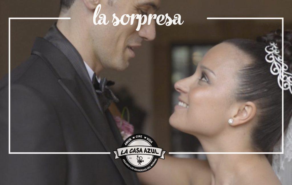 La sorpresa | Video de boda Hostería de Castañeda