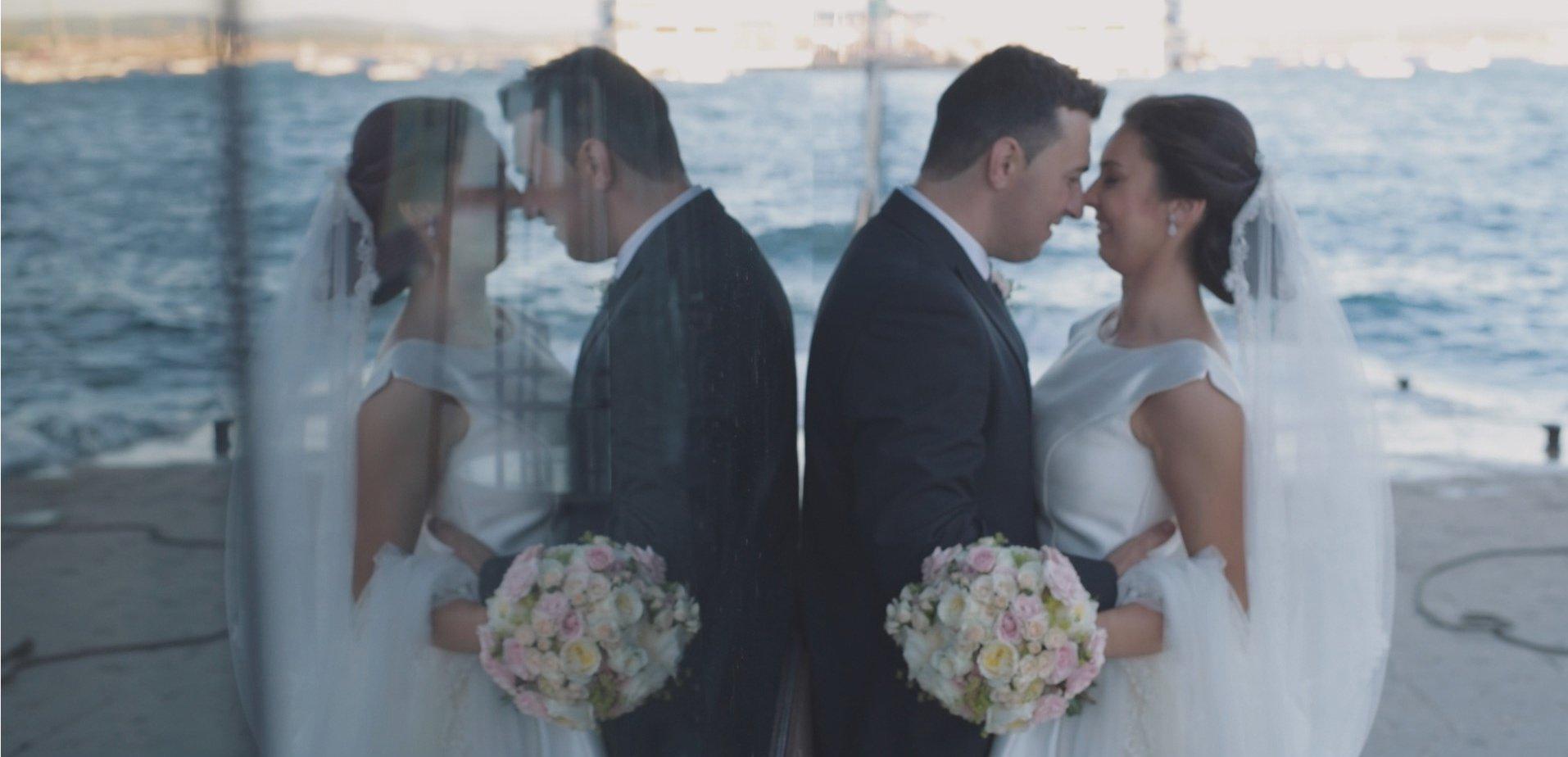 video de boda Casino Sardinero