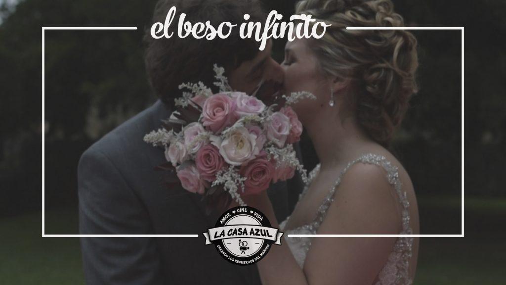El beso infinito ı Video de boda en Palacio de Soñanes