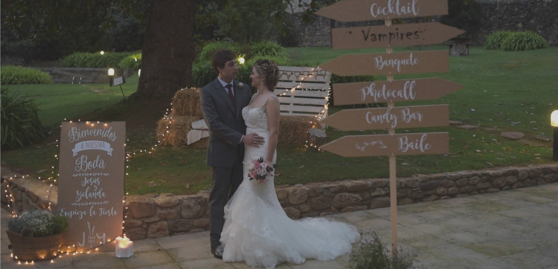 wedding video palacio de soñanes