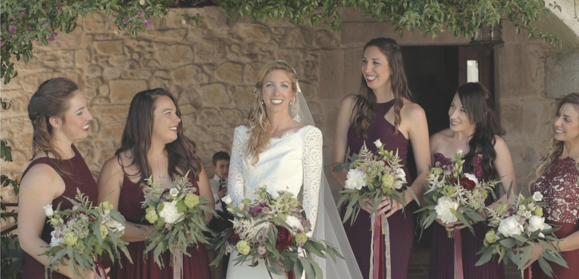 boda en Cenador de Amos