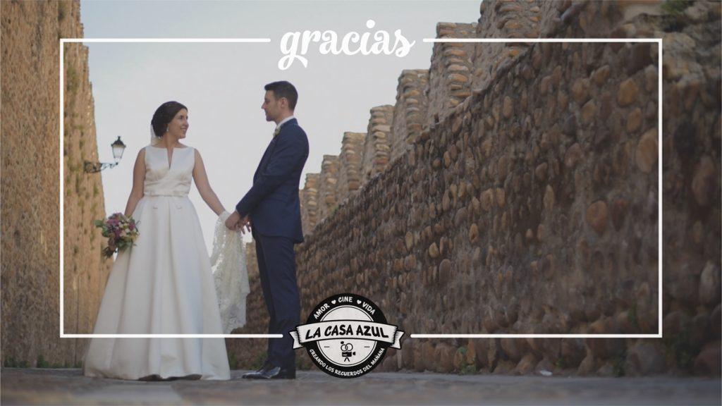 Gracias ı Video de boda en Leon