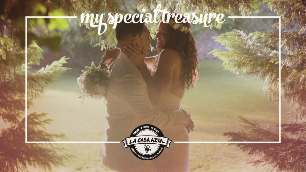 My special treasure ı wedding video Spain