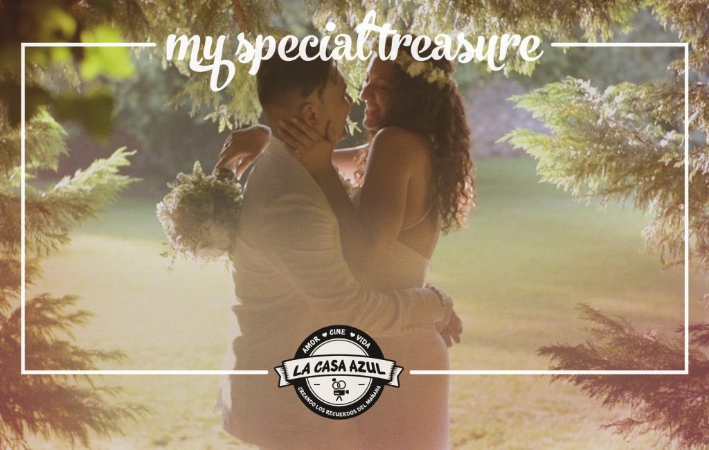 My special treasure ı wedding video in Spain