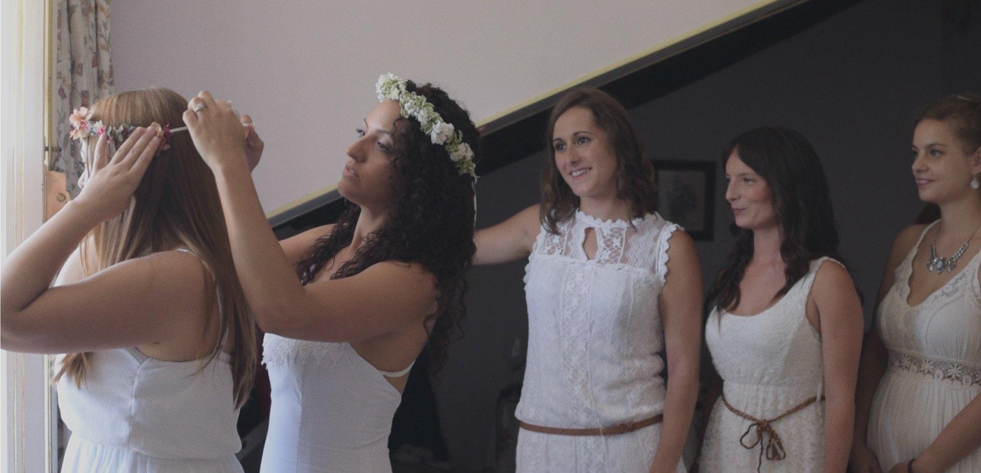 wedding video in Spain