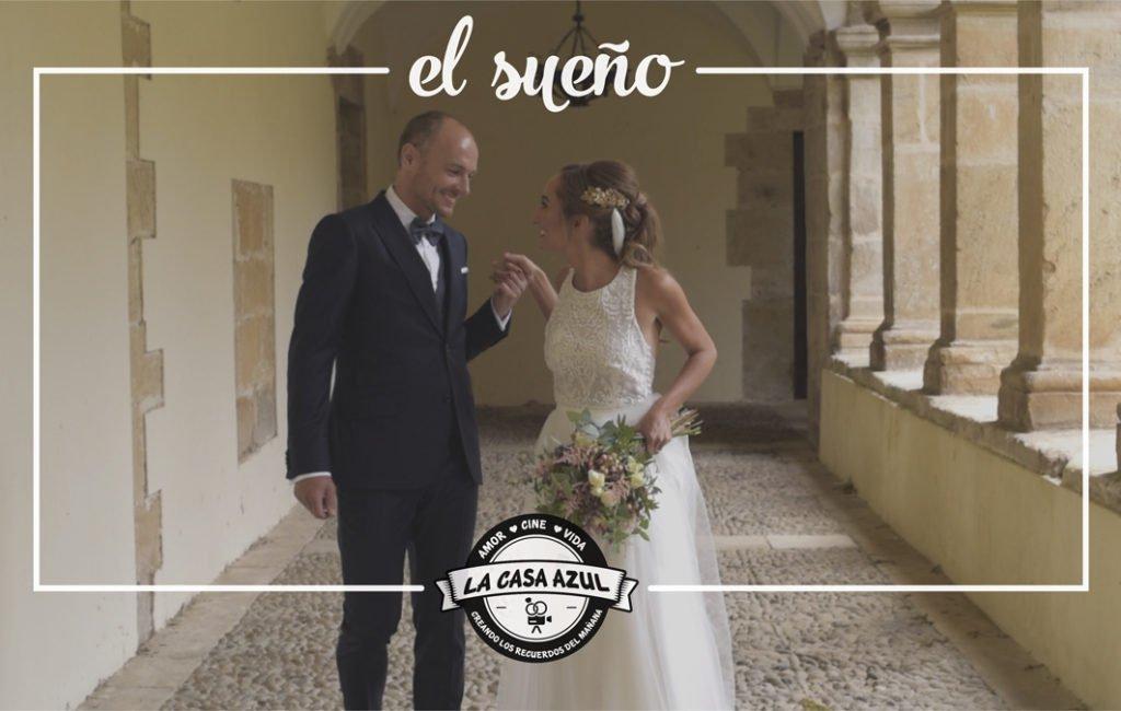 El Sueño ı Video de boda Cenador de Amós