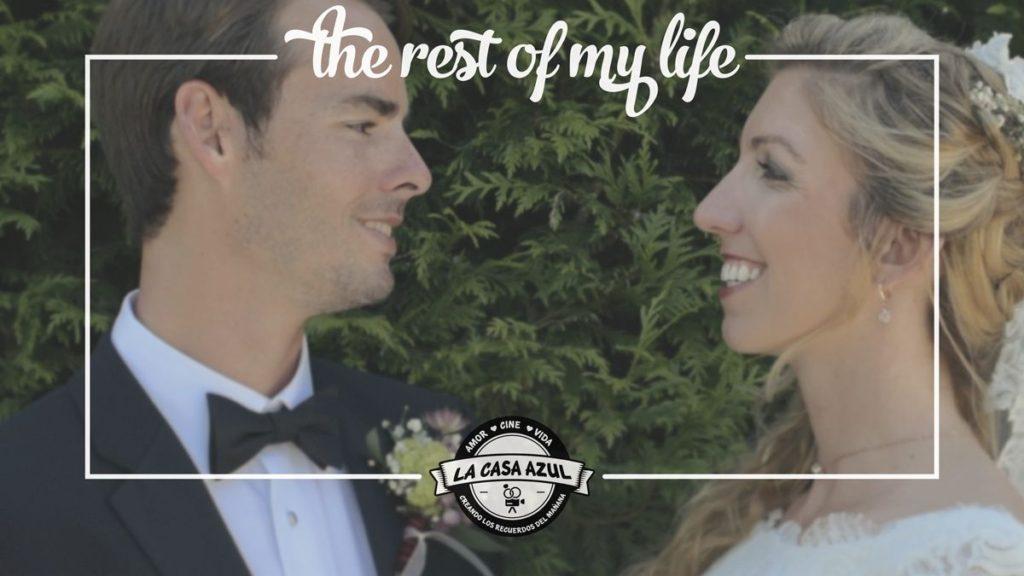 The rest of my life ı Wedding in Cenador de Amós