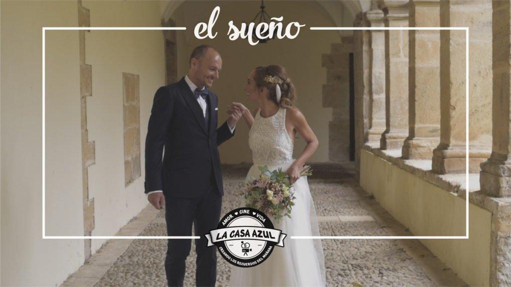 The dream ı wedding video Cenador de Amós
