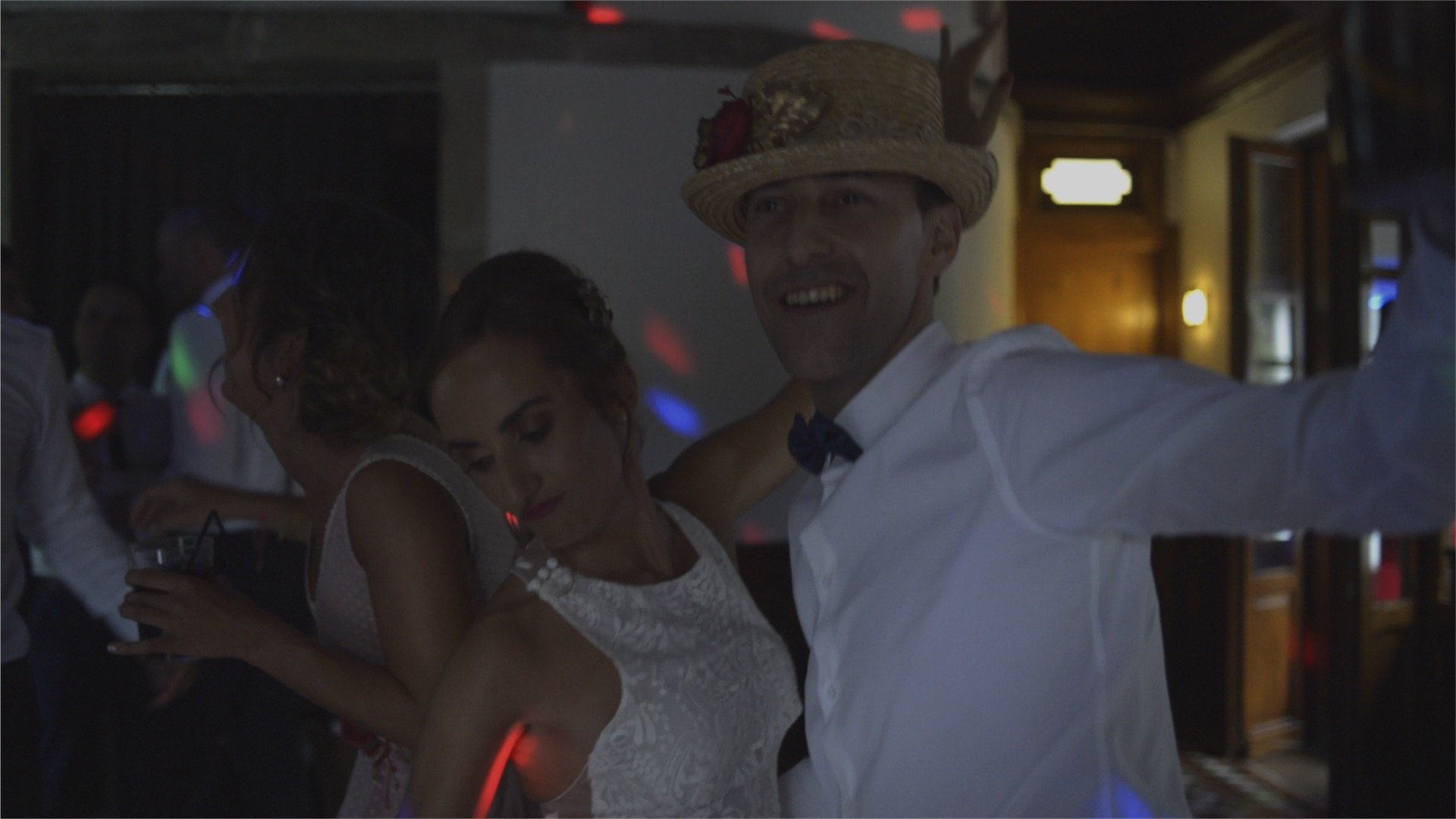 wedding video Cenador de Amos