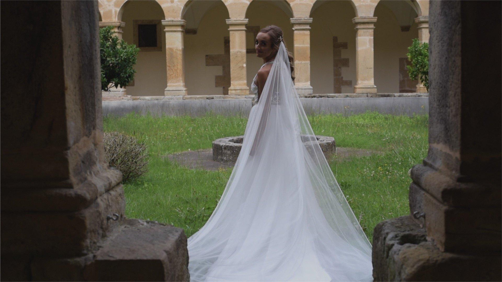 wedding video Cenador de Amos