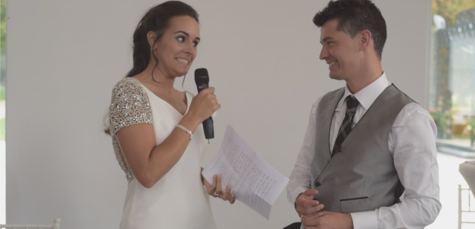wedding video in santander