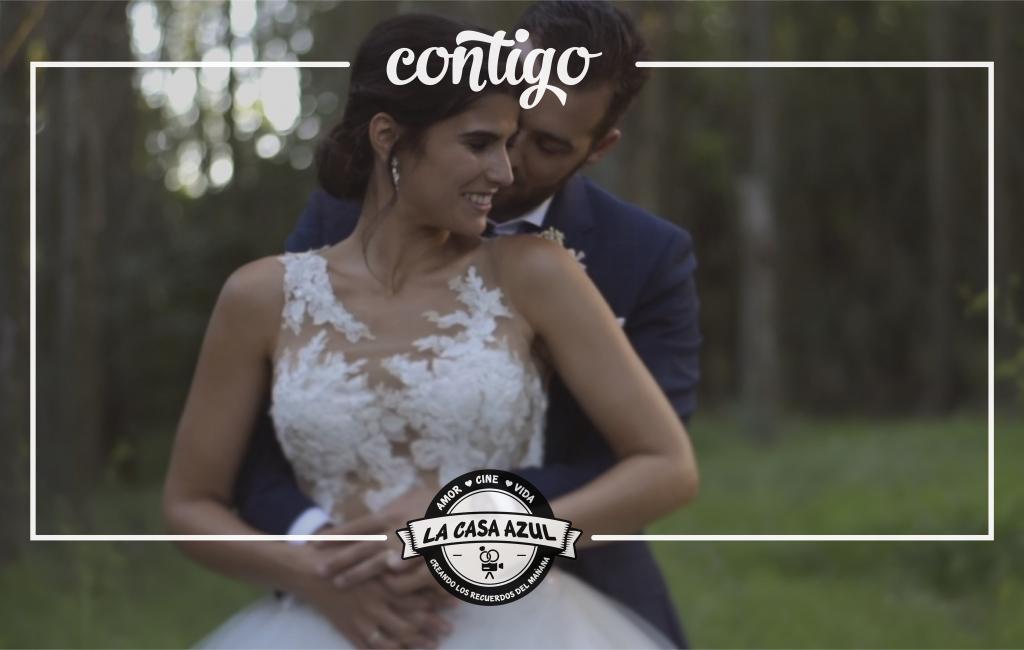 Contigo | videos de boda León