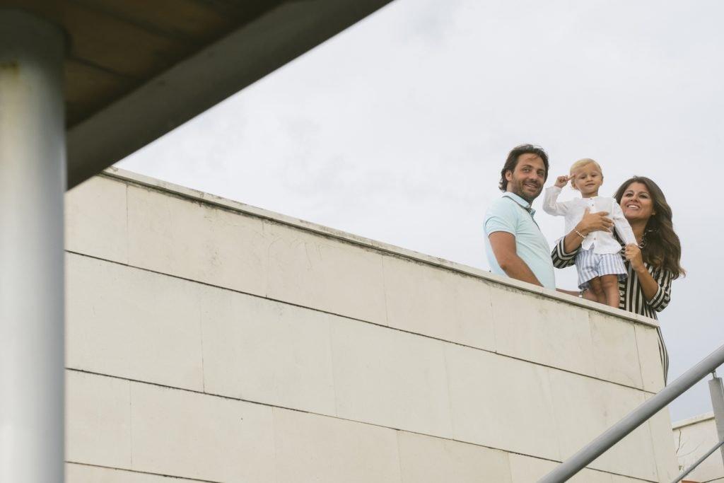 Video de familia en Santander